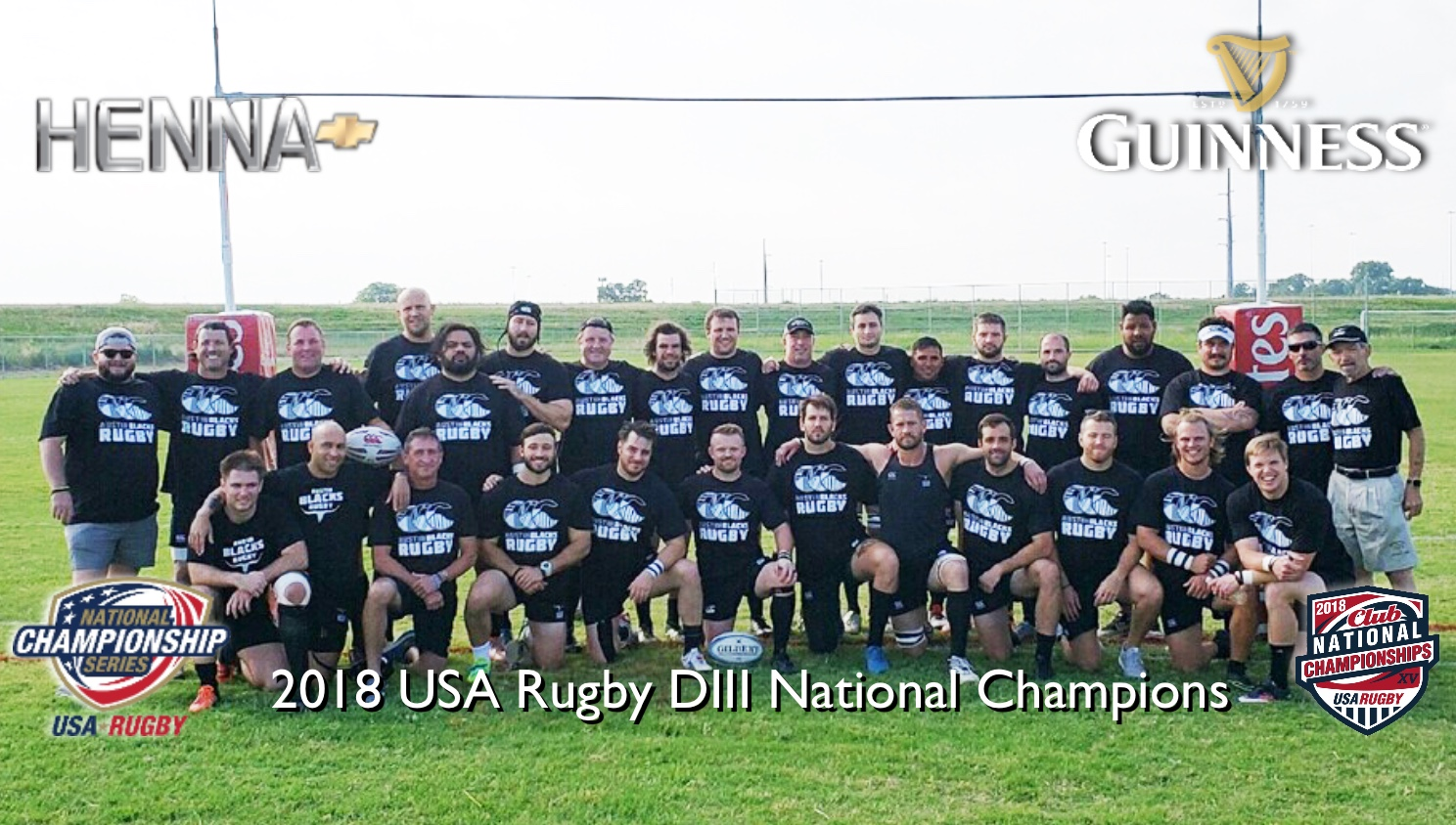 2018 USA Rugby DIII Western Champtions